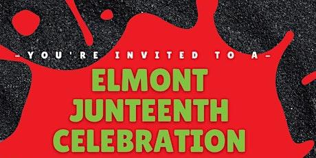 ELMONT JUNETEENTH CELEBRATION 2021 tickets