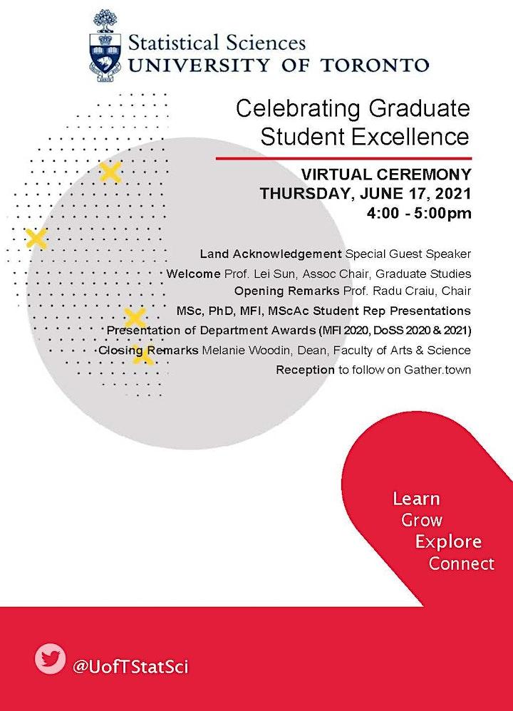 Celebrating Graduate  Student Excellence image