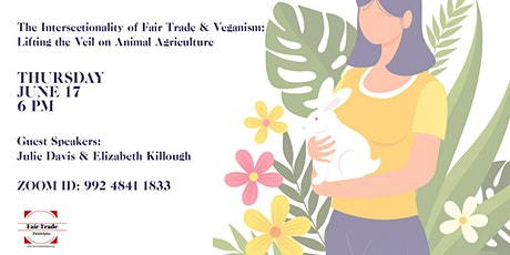 The Intersectionality of Fair Trade & Veganism tickets