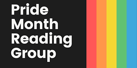 Pride Month Reading Group tickets