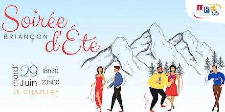 Soirée d'Été Briançon - Le Chazelay biglietti
