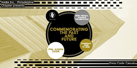 A Virtual Awards Celebration: Commemorating the Present and Future tickets