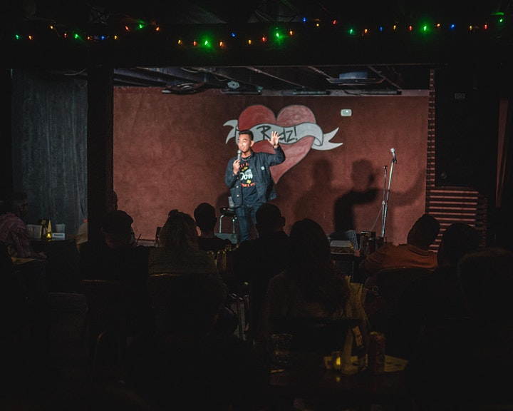 """The Riot Standup Comedy Show  presents """"American AF""""  with Patrick Eady image"""