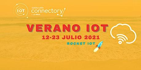 Verano Iot  2021 |Rocket IoT billets