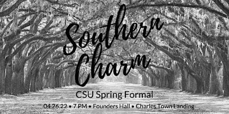 Southern Charm CSU Spring Formal tickets