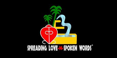 Spreading Love-N-Spoken Words: Irregardless tickets
