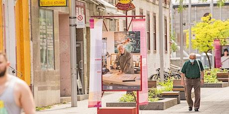Parcours commenté - Expo Dialogue avec la communauté sino-montréalaise tickets