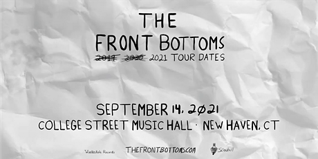 The Front Bottoms tickets