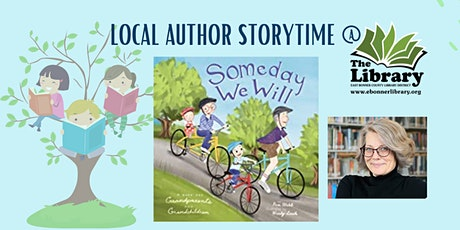 Local Author Storytime tickets