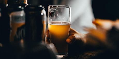 Taller de cerveza artesanal entradas