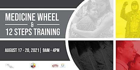 Comanche Nation Virtual Medicine Wheel/12 Steps Training tickets
