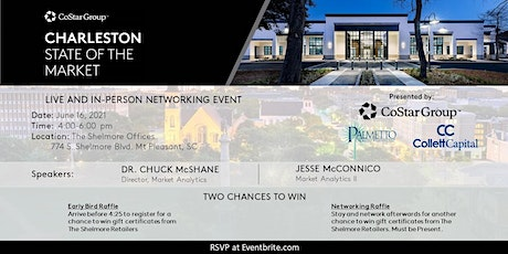 Charleston State of the Market Live and In-Person Networking Event tickets