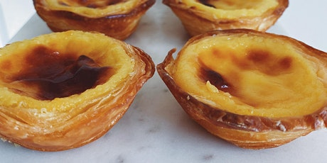 Online Baking Workshop - Portuguese Custard Tarts tickets