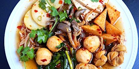 Maocai (Chinese Hot Pot) Cooking Class-Chance to Win Baijiu (White Spirit) tickets
