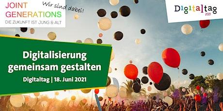Die Zukunft ist Jung & Alt | JOINT GENERATIONS tickets