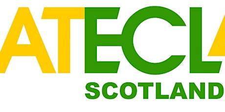 NATECLA Scotland  Monthly Online Forum Series tickets