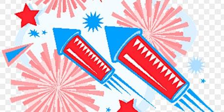 July  2021 A. I.  Pop Up Shops tickets