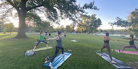 KIN Donation-Based Yoga Class tickets