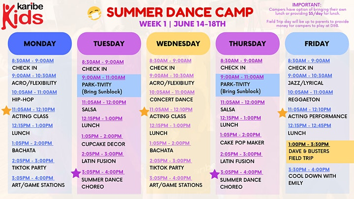 The Best Summer Dance Camp - EXTENDED image