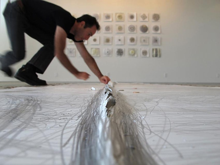 Draw to Perform - Performative Drawing Day - London, July 2021 image