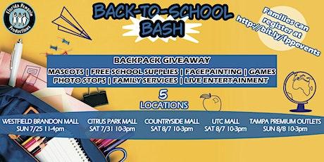 Florida Penguin Back to School Bash - Citrus Park Mall tickets