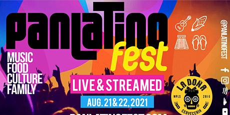 PanLatino Fest 2021 tickets