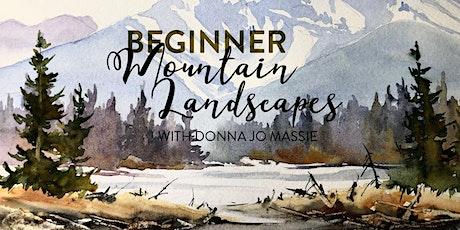 Beginner Mountain Landscapes tickets