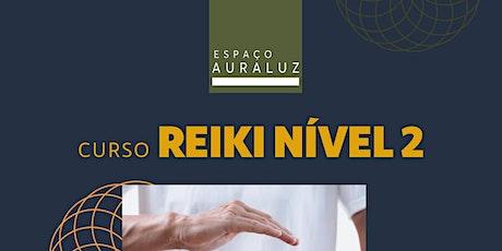 Curso de Reiki 2 em Maceió ingressos