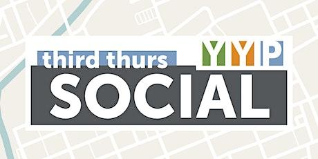 "YYP Third Thursday Social - ""Gran"" Reopening @ Granfalloons tickets"