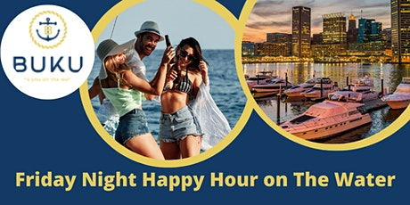 Friday Night Happy Hour on the water tickets