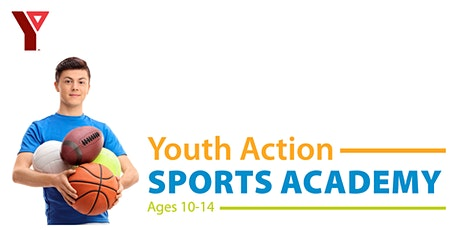 Youth Action Sports Academy - Tennis (St Catharines, Session 1) tickets