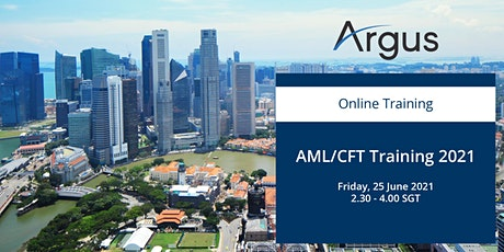 AML/CFT Training for Financial Institutions (P210209EWF) tickets