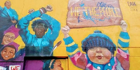 Father's Day Downtown Murals & Public Art Tour tickets
