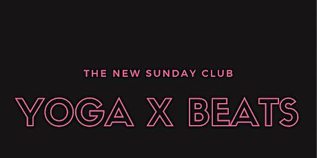 YOGA X BEATS - JULY tickets