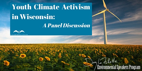 Youth Climate Activism in Wisconsin tickets