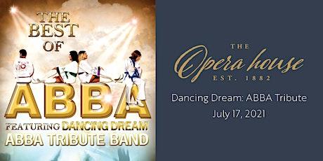 Dancing Dream: ABBA Tribute tickets