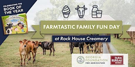 Farmtastic Family Fun Day tickets