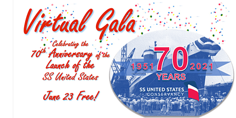 Virtual Gala - Celebrating the 70th Anniversary of the Launch of the Big U tickets
