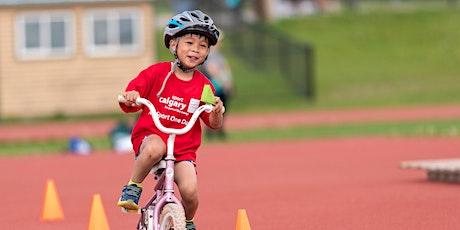 Faces of Calgary Sport: Biking tickets