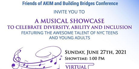 A Musical Showcase Celebrating Diversity, Ability  and Inclusion tickets
