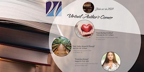 "Virtual Author's Corner #3 - ""Protecting Women"" tickets"