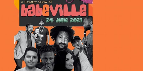 Comedy Show at Babeville tickets