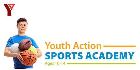 Youth Action Sports Academy - Football (St Catharines, Session 1) tickets