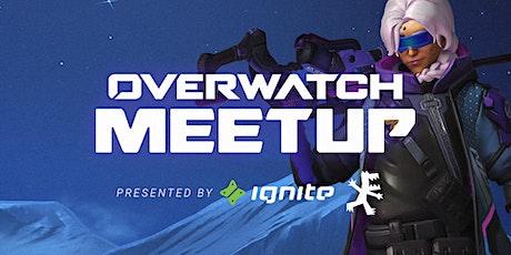 Overwatch Meetup Returns! tickets