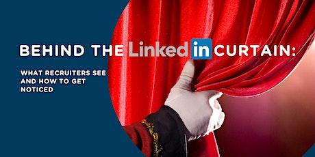 Behind the LinkedIn Curtain tickets