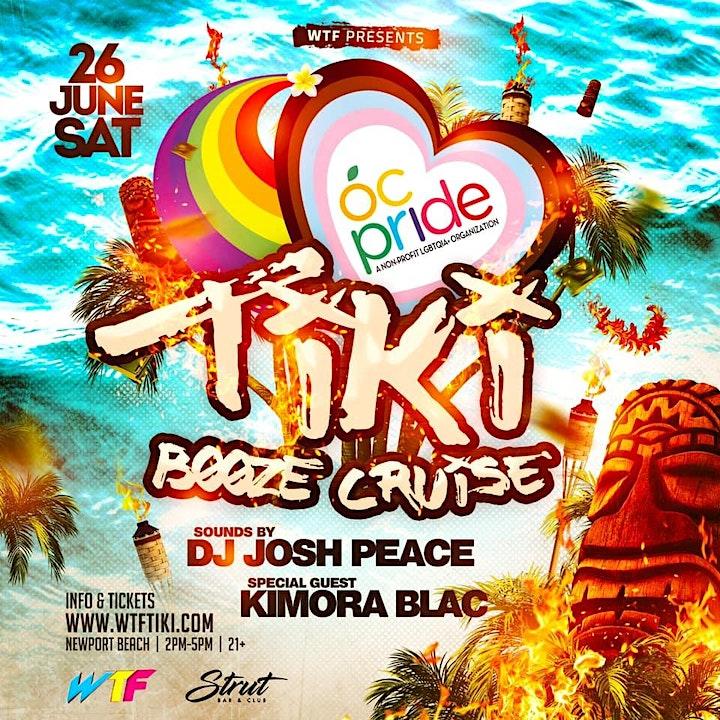OC Pride Tiki Booze Cruise image
