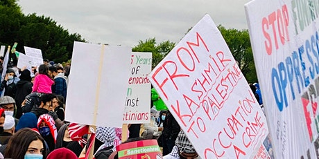 South Asian Solidarity with Palestine: Revisit Pinkwashing tickets