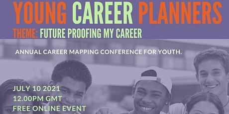 Young Career Planners Conference 2021 tickets