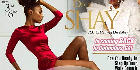 Too Adore Model Workshop With Multi Published Model Runway Diva Shay! tickets
