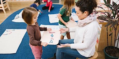 PD; Children's House Master Class: Language tickets